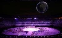 Meski Tanpa Penonton Pembukaan Olimpiade Tokyo Berlangsung Meriah