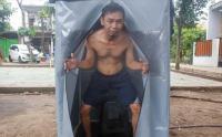 Bilik Sauna Mengandung Rempah-Rempah Dipercaya Bisa Menjaga Imunitas
