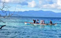 Suka Traveling, Pantai Liang Maluku Tengah Wajib Dikunjungi