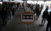 Hari Pertama Perpanjangan PPKM, Penumpang KRL Stasiun Bogor Malah Naik