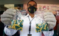 Penyelundupan Ekstasi Berbentuk Obat Covid-19 Berhasil Digagalkan