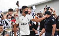 Ronaldo Resmi Kembali ke Juventus, Muncul di Markas Latihan