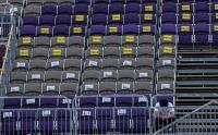 Suasana Pertandingan Panahan Olimpiade Tokyo Tanpa Penonton
