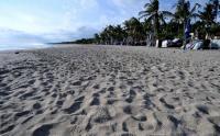 PPKM Level 4, Begini Kondisi Pantai Legian Bali