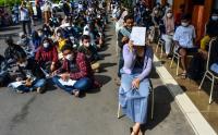 1000 Anak dan Remaja di Tasikmalaya Divaksin Guna Menekan Penyebaran Covid-19