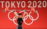 Atlet Angkat Besi Indonesia Kembali Raih Medali di Olimpiade Tokyo