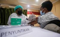 Polri Gandeng Muhammadiyah Gelar Vaksinasi Covid-19