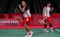 Ganda Putri Indonesia Polii-Apriyani Melaju ke Semifinal Olimpiade Tokyo 2020