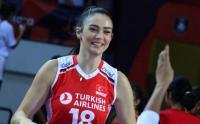 Pesona Atlet Voli Turki yang Cantiknya Kebangetan