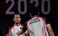 Langkah Ahsan-Hendra Terhenti di Semifinal Olimpiade Tokyo 2020
