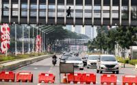 PPKM Level 4 Berakhir Besok, Begini Kondisi Jalan di Ibu Kota Jakarta