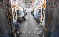 Penerapan PPKM Level 4, Penumpang MRT Turun Hingga 80 Persen