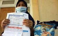 Usai Vaksin, Warga Pulau Seribu Dapat Paket Beras Gratis