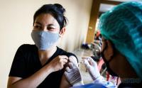 Jemput Bola, Pengurus RW di Cilangkap Ubah Halaman Rumah Warga Jadi Sentra Vaksinasi Merdeka