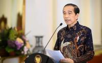Presiden Jokowi Putuskan Perpanjang PPKM Level 4