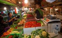 BPS Catatkan Laju Inflasi Sebesar 0,08 Persen di Bulan Juli 2021
