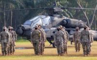 Ikuti Latihan Bersama Garuda Shield, Tentara Amerika Badannya Kekar dan Besar