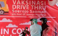 Rumah Sakit di Magelang Sediakan Vaksinasi Layanan Tanpa Turun