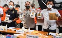 Polda Metro Jaya Ungkap Peredaran Narkoba dan Penimbunan Obat Covid-19