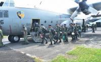 Operasi Penanganan Covid-19, TNI Kirim Nakes dan Alkes ke Kalimantan dan Sulawesi