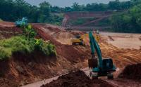 Pembebasan Lahan di Proyek Tol Serang-Panimbang