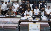 Pengungkapan Kasus Pencucian Uang, Tersangka DP Raup Keuntungan Jual Obat Hingga Rp531 Miliar
