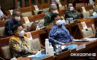 Raker JKN, Menkes dan Kepala Bappenas Duduk Bareng Komisi IX DPR RI