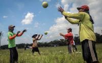 Petani Pandeglang Panen Semangka Dijual Mulai dari Rp5 Ribu