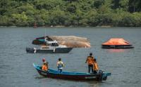 Kapal Milik Kemenkumham Tenggelam di Perairan Cilacap, Dua Orang Meninggal Dunia