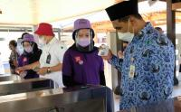 Penerapan Aplikasi PeduliLindungi di Wisata Candi Borobudur