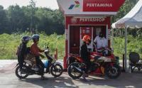 Sekelas Pertamini, Pertashop Jangkau Masyarakat Pedesaan untuk Penyamarataan Harga BBM