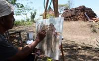 Candi Tawangalun di Sidoarjo Ambruk, Ini Penyebabnya