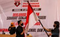 Deklarasi Sahabat Ganjar untuk Pilpres 2024 Dilakukan Serentak di 17 Negara