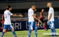 Maung Bandung Ditahan Serdadu Tridatu 2-2 dalam Laga Lanjutan Liga 1 2021-2022