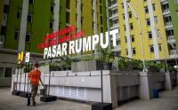 Begini Suasana Rusun Pasar Rumput yang Baru Diresmikan Jokowi
