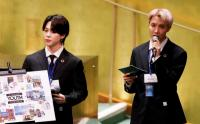 Utusan Presiden Korsel, BTS Tampil di Sidang Umum PBB New York