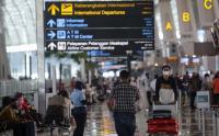 Cegah Penyebaran Varian Mu, Pintu Masuk Internasional Hanya dari Bandara Soetta dan Bandara Sam Ratulangi