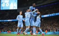 Manchester City Libas Wycombe Wanderes Tanpa Ampun