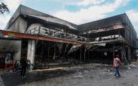 Kerugian Kebakaran Swalayan di Cilandak Capai Rp2,5 Miliar