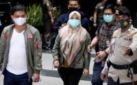 Tertangkap Tangan, Bupati Kolaka Timur Tiba di Gedung KPK