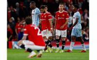 Man United Disingkirkan West Ham, Pemain Bereaksi