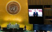 Pidato di Sidang Umum PBB, Jokowi Singgung Kemerdekaan Palestina dan Konflik di Afghanistan