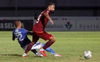 Persib Berbagi Poin dengan Borneo FC di Pekan Keempat Liga 1 2021-2022