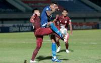 Liga 1: Persib Bandung Berbagi Poin dengan Borneo FC