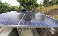 Petani Indramayu Manfaatkan Energi Panel Surya untuk Mengairi Sawah