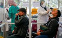 Tarif Tes Antigen di Pasar Senen Turun