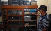 Bisnis Koleksi Radio Lawas, Pria di Klaten Diincar Para Kolektor