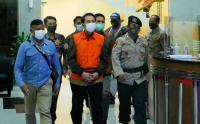 Azis Syamsuddin Ditahan KPK Kasus Dugaan Suap  di Kabupaten Lampung Tengah