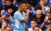 Chelsea vs Manhester City: Gol Gabriel Jesus Bikin Pendukung The Blues Terdiam