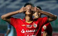 Persija vs Persela: Macan Kemayoran Raih Kemenangan Perdana